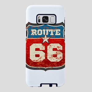 66th Birthday Route 66 Samsung Galaxy S8 Case