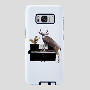Deer Piano Samsung Galaxy S8 Case