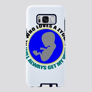 political Samsung Galaxy S8 Case