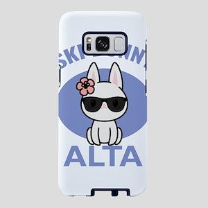 Alta Ski Bunny Utah Spring Samsung Galaxy S8 Case