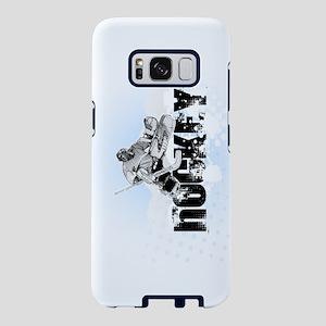Hockey Player Samsung Galaxy S8 Case