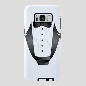 black bowtie uxedo bachelor Samsung Galaxy S8 Case