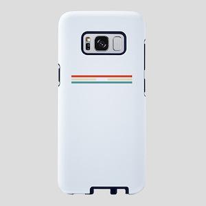 Retro Colors Alaskan Patrio Samsung Galaxy S8 Case