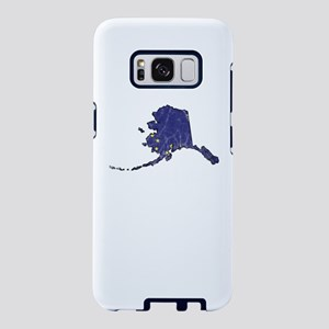Patriotic Alaskan Alaska Fl Samsung Galaxy S8 Case