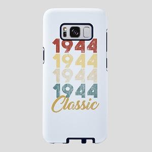 Vintage Retro Born In 1944 Samsung Galaxy S8 Case