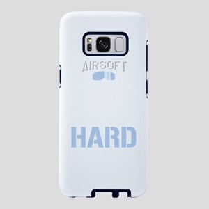 Airsoft Hard Humorous Guns Samsung Galaxy S8 Case