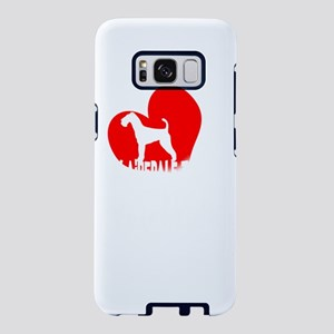My Airedale Terrier is My V Samsung Galaxy S8 Case