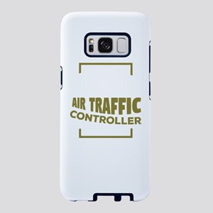 Keep Calm Air Traffic Contr Samsung Galaxy S8 Case