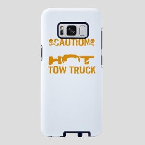 Funny Super Hot Tow Truck D Samsung Galaxy S8 Case