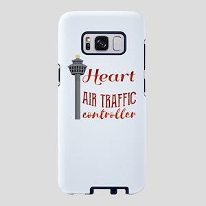 My Heart Belongs to an Air Samsung Galaxy S8 Case