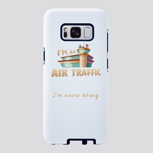Funny Air Traffic Controlle Samsung Galaxy S8 Case