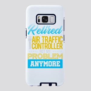 Funny Retired Air Traffic C Samsung Galaxy S8 Case