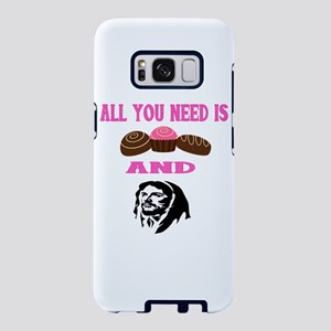 All You Need Is Chocolate A Samsung Galaxy S8 Case