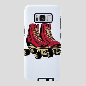 roller skates Samsung Galaxy S8 Case
