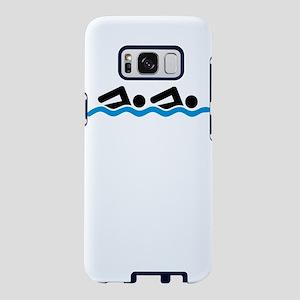 Swimmer Samsung Galaxy S8 Case