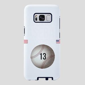 Future Of Baseball Just Tur Samsung Galaxy S8 Case
