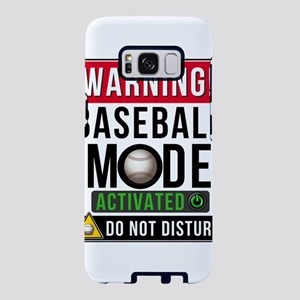 Baseball Mode Mode Activate Samsung Galaxy S8 Case