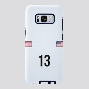 Future Of Ice Hockey Just H Samsung Galaxy S8 Case