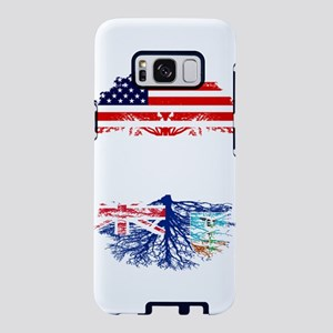American Grown With Montser Samsung Galaxy S8 Case