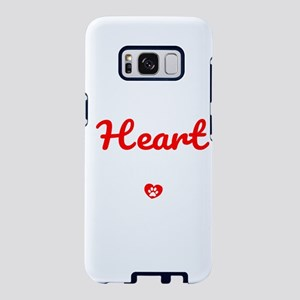 The Road To My Heart Is Pav Samsung Galaxy S8 Case