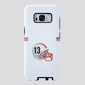 The Future Of American Foot Samsung Galaxy S8 Case