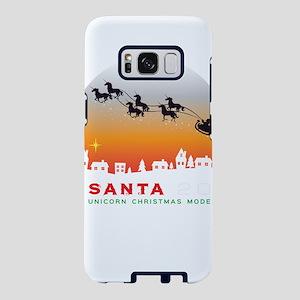 Santa Version 2 Unicorn Mod Samsung Galaxy S8 Case
