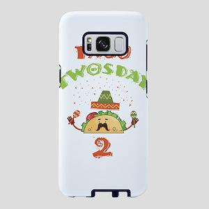 Tacos Taco Twosday 2 Festiv Samsung Galaxy S8 Case