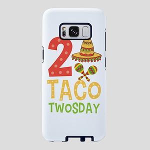 Tacos Sombrero 2 Taco Twosd Samsung Galaxy S8 Case