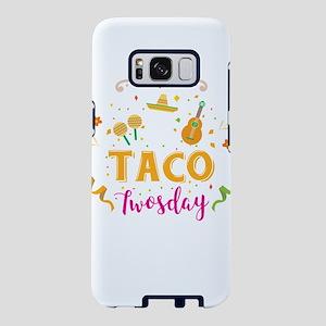 Tacos 2 Taco Twosday Sombre Samsung Galaxy S8 Case