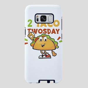 Tacos 2 Taco Twosday Birthd Samsung Galaxy S8 Case