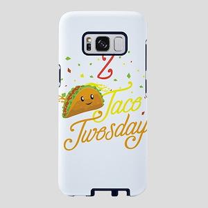 Tacos 2 Taco Twosday festiv Samsung Galaxy S8 Case