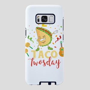 Tacos 2 Taco Twosday Dabbi Samsung Galaxy S8 Case