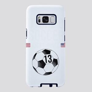 Future Of Soccer Just Turne Samsung Galaxy S8 Case