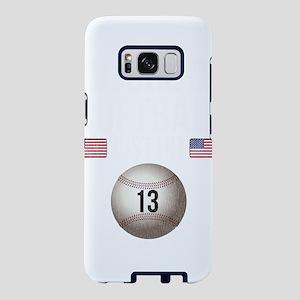 Future Of Softball Just Hit Samsung Galaxy S8 Case