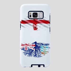 English Grown With Montserr Samsung Galaxy S8 Case