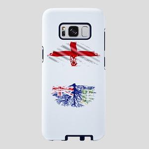 English Grown With Virgin I Samsung Galaxy S8 Case