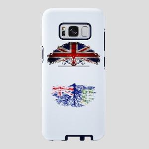 British Grown With Virgin I Samsung Galaxy S8 Case