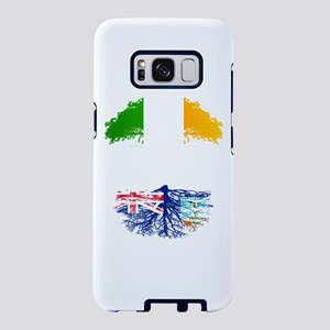 Irish Grown With Montserrat Samsung Galaxy S8 Case