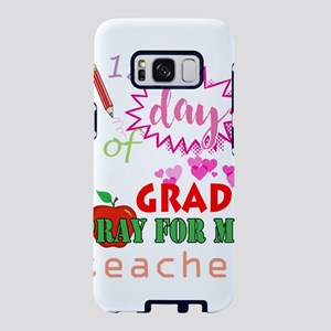 1st Day of 2nd Grade Funny Samsung Galaxy S8 Case