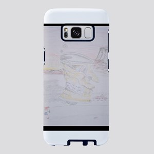 What is Wrong? Samsung Galaxy S8 Case