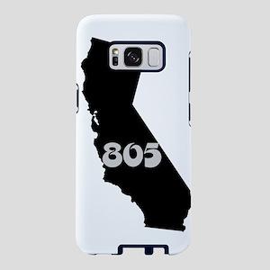 CALIFORNIA 805 [3 black/gray] Samsung Galaxy S8 Ca