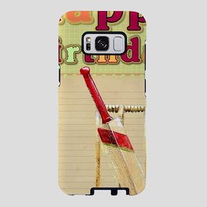 Cricket Happy Birthday Samsung Galaxy S8 Case