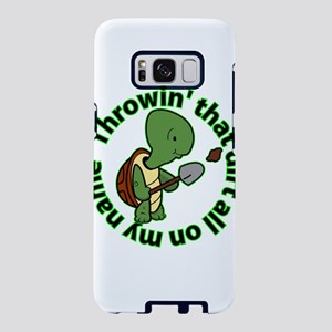Dirt on my name Samsung Galaxy S8 Case