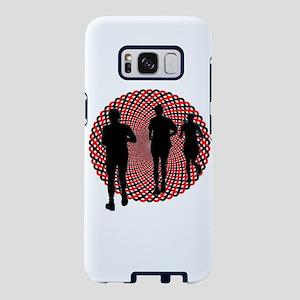 RUNNING TIME Samsung Galaxy S8 Case