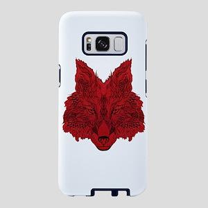 SEEING RED Samsung Galaxy S8 Case