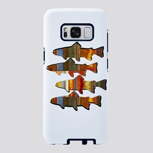 DAY SPENT Samsung Galaxy S8 Case