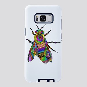 Painted Bee Samsung Galaxy S8 Case