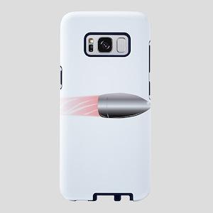 The Silver Bullet Samsung Galaxy S8 Case