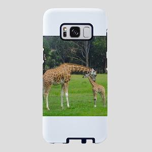 Baby Giraffe Samsung Galaxy S8 Case