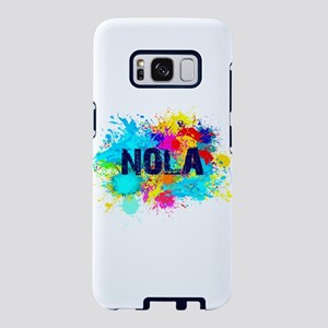 Good Vibes NOLA Burst Samsung Galaxy S8 Case